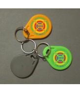 NFC obesek 1k - barvni - tisk