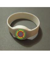 NFC zapestnica silikonska NTAG203 - tisk
