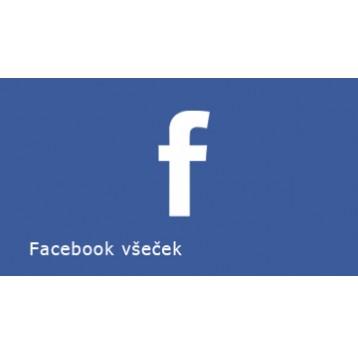 Facebook všeček (LIKE)