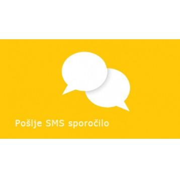 SMS sporočilo